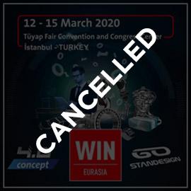 Win Eurasia cancelled